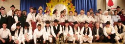 Nastup u Loki Rošnji, Starše u Sloveniji